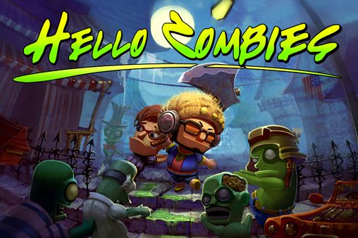 Download Hello zombies iPhone free game.