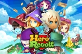 In addition to the game Temple Run: Oz for iPhone, iPad or iPod, you can also download Hero Revolt for free