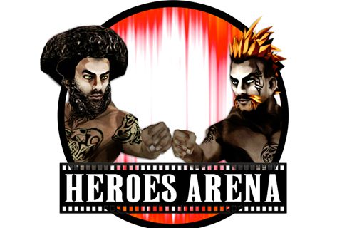 Download Heroes arena iPhone free game.