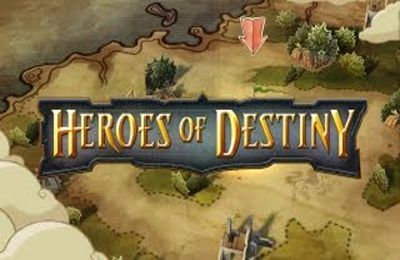 Screenshots of the Heroes of Destiny game for iPhone, iPad or iPod.