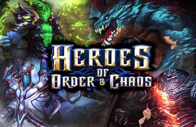 Screenshots of the Heroes of Order & Chaos - Multiplayer Online Game game for iPhone, iPad or iPod.