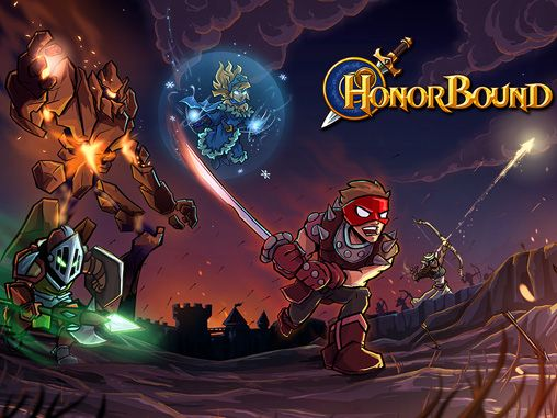 Screenshots of the Honor bound game for iPhone, iPad or iPod.