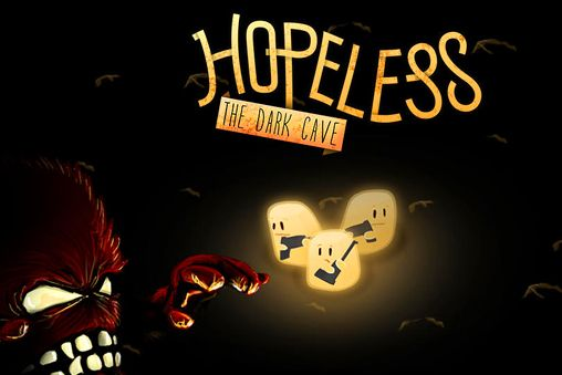 Download Hopeless: The dark cave iPhone free game.