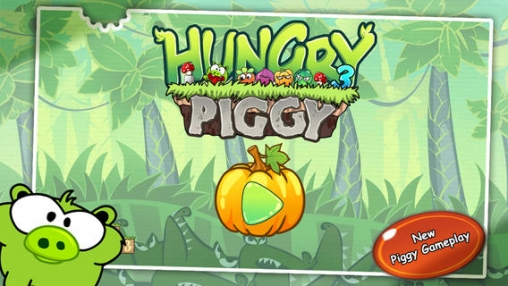 Download Hungry Piggy 3: Carrot iPhone free game.