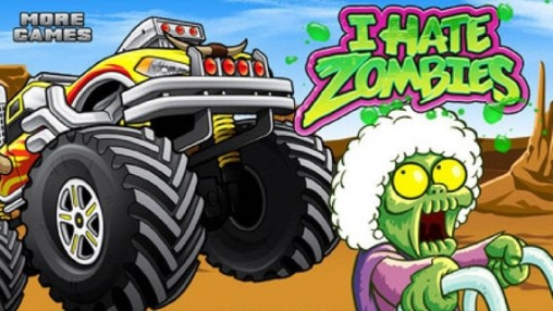Download I Hate Zombies iPhone free game.