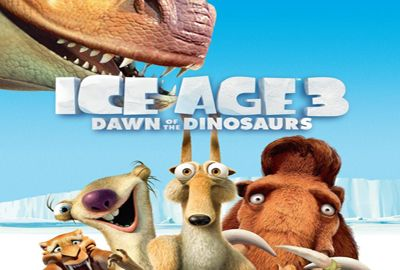 Screenshots of the Ice Age: Dawn Of The Dinosaurs game for iPhone, iPad or iPod.