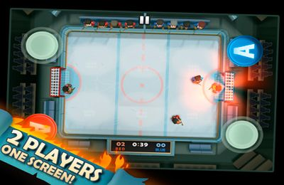 Screenshots of the Ice Rage game for iPhone, iPad or iPod.
