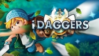 In addition to the game Chuzzle for iPhone, iPad or iPod, you can also download iDaggers for free