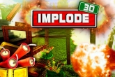 In addition to the game Sniper (17+) HD for iPhone, iPad or iPod, you can also download Implode 3D for free