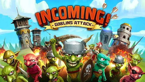 Download Incoming! Goblins attack iPhone free game.