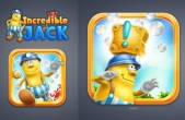In addition to the game Noble Nutlings for iPhone, iPad or iPod, you can also download Incredible Jack for free