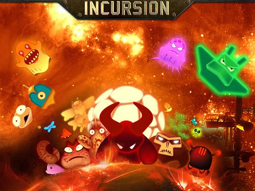 Download Incursion iPhone free game.