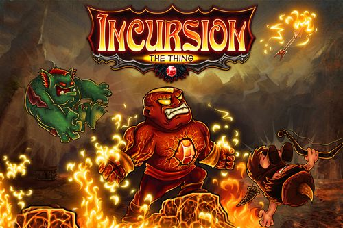 Download Incursion the thing iPhone free game.