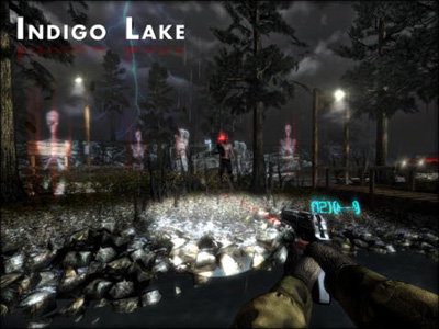 Download Indigo Lake iPhone free game.