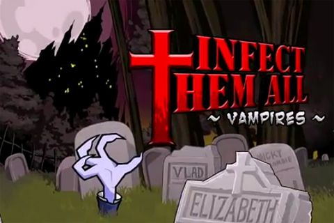 Download Infect them all: Vampires iPhone free game.