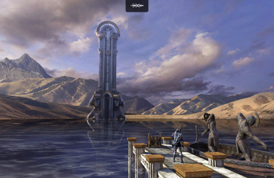 Screenshots of the Infinity Blade 3 game for iPhone, iPad or iPod.