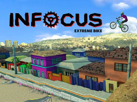 Download Infocus extreme bike iPhone free game.