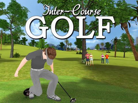 Download Inter-course golf iPhone free game.