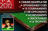 In addition to the game Runaway: A Twist of Fate - Part 1 for iPhone, iPad or iPod, you can also download International Snooker 2012 for free