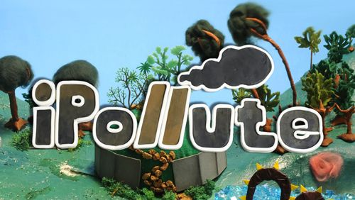 Download iPollute iPhone free game.