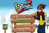 In addition to the game Mutant Fridge Mayhem – Gumball for iPhone, iPad or iPod, you can also download iStunt 2 - Snowboard for free