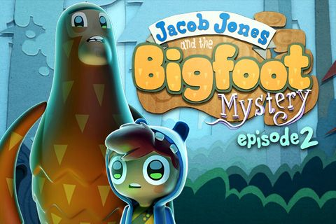 Download Jacob Jones and the Bigfoot Mystery: Episode 2 iPhone free game.
