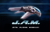 In addition to the game Wormix for iPhone, iPad or iPod, you can also download JAM: Jets Aliens Missiles for free