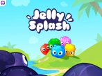 In addition to the game Snail Bob for iPhone, iPad or iPod, you can also download Jelly Splash for free