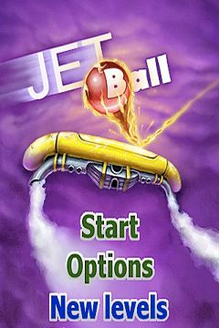 Download Jet Ball iPhone free game.