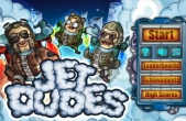 In addition to the game Planet Wars for iPhone, iPad or iPod, you can also download Jet Dudes for free