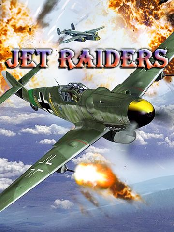 Download Jet raiders iPhone free game.