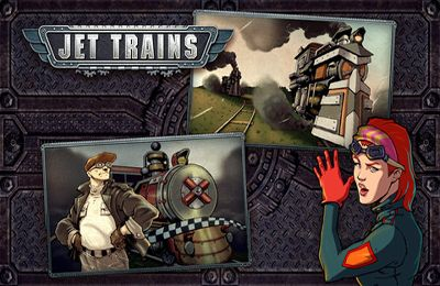 Download Jet Trains iPhone free game.