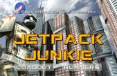In addition to the game In fear I trust for iPhone, iPad or iPod, you can also download Jetpack Junkie for free
