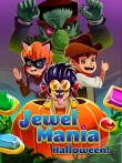 In addition to the game Talking Tom Cat 2 for iPhone, iPad or iPod, you can also download Jewel Mania: Halloween for free