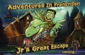 In addition to the game The Cave for iPhone, iPad or iPod, you can also download Jr's Great Escape - Adventures with FranknSon Monsters for free
