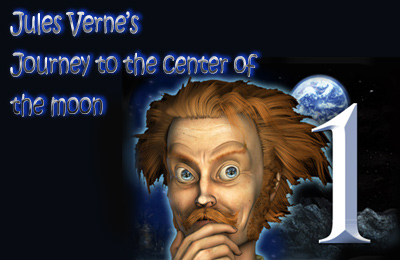 Download Jules Verne's Journey to the center of the Moon – Part 1 iPhone free game.