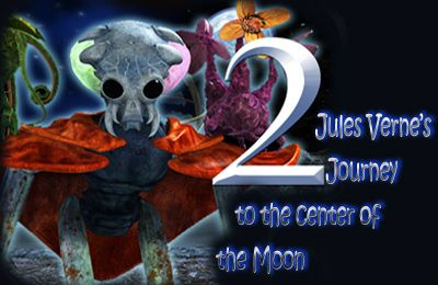 Download Jules Verne's Journey to the center of the Moon – Part 2 iPhone free game.