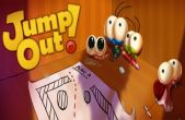 In addition to the game Doodle Jump for iPhone, iPad or iPod, you can also download Jump Out! for free