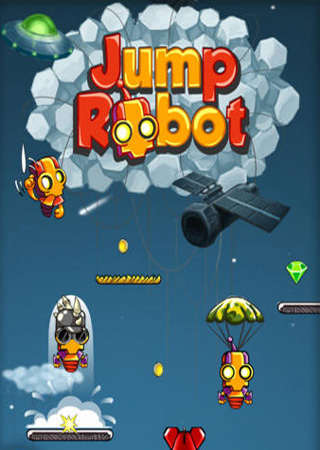 Download Jump Robot iPhone free game.