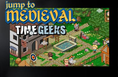 Download Jump to Medieval -Time Geeks iPhone free game.