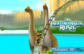 In addition to the game Block Fortress for iPhone, iPad or iPod, you can also download Jurassic 3D Rollercoaster Rush 2 for free