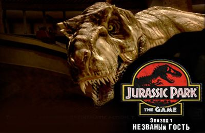 Download Jurassic Park: The Game 1 HD iPhone free game.