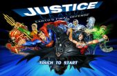 In addition to the game BMX Jam for iPhone, iPad or iPod, you can also download JUSTICE LEAGUE : Earth's Final Defense for free
