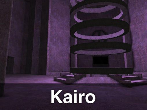 Screenshots of the Kairo game for iPhone, iPad or iPod.