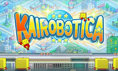 Download Kairobotica iPhone free game.