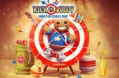 In addition to the game  for iPhone, iPad or iPod, you can also download Kick the Buddy Independence Day for free