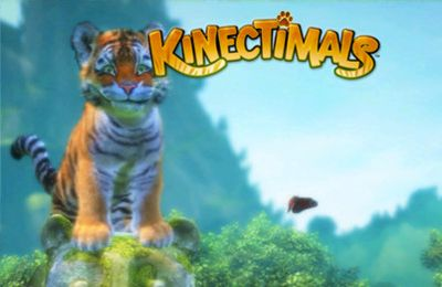 Screenshots of the Kinectimals game for iPhone, iPad or iPod.
