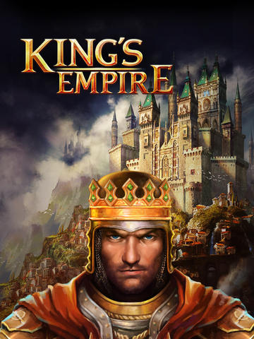 Screenshots of the King's Empire game for iPhone, iPad or iPod.