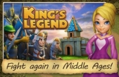 In addition to the game SlenderMan! for iPhone, iPad or iPod, you can also download King's Legend for free