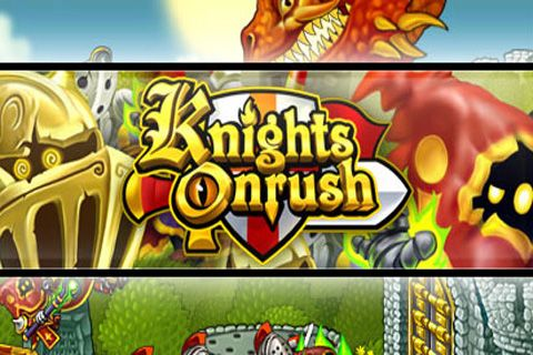 Download Knights Onrush iPhone free game.